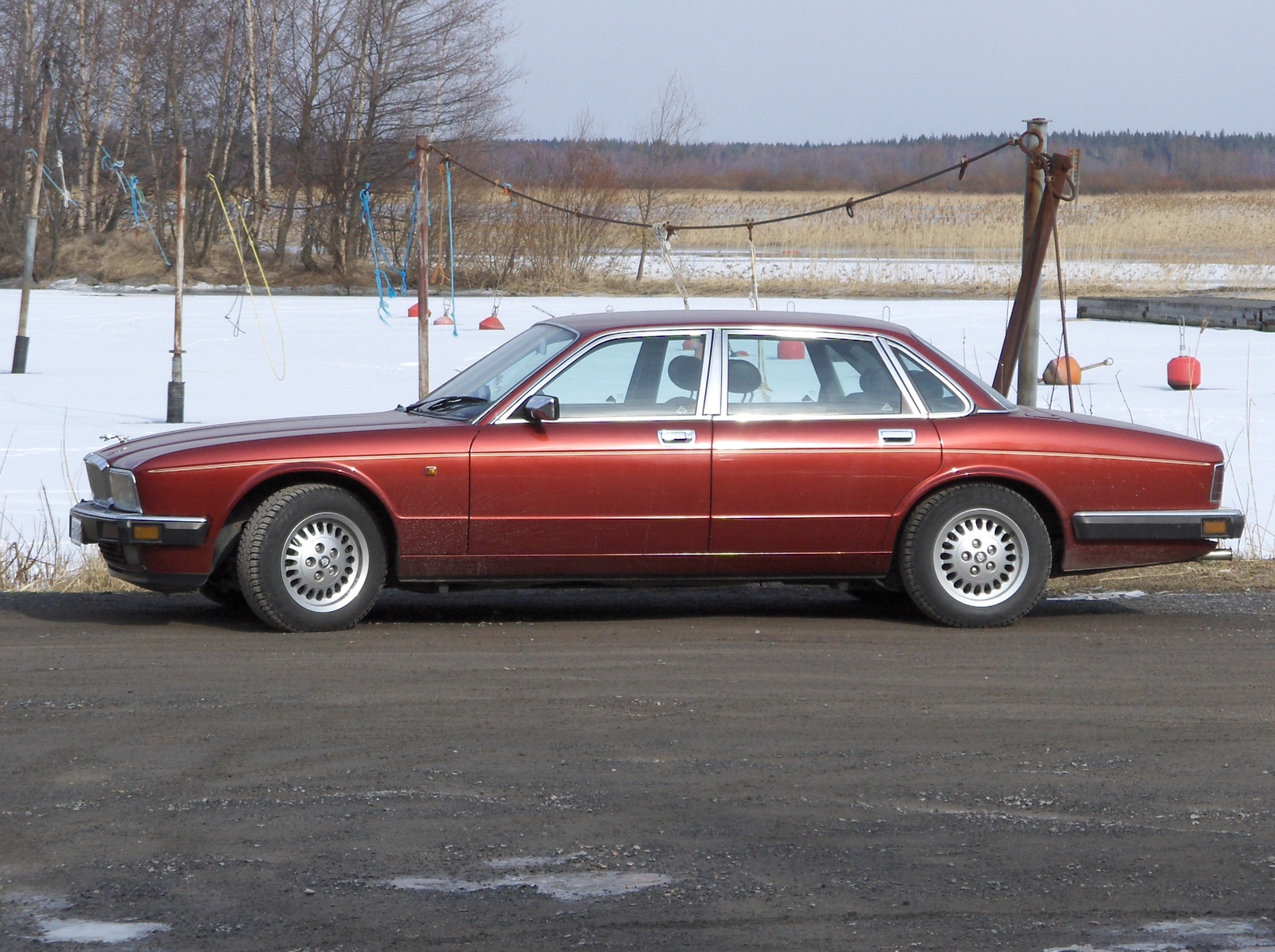 1993 Jaguar Xj Series Pictures Cargurus