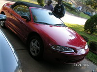 Picture of 1996 Mitsubishi Eclipse Spyder 2 Dr GS Convertible, gallery_worthy