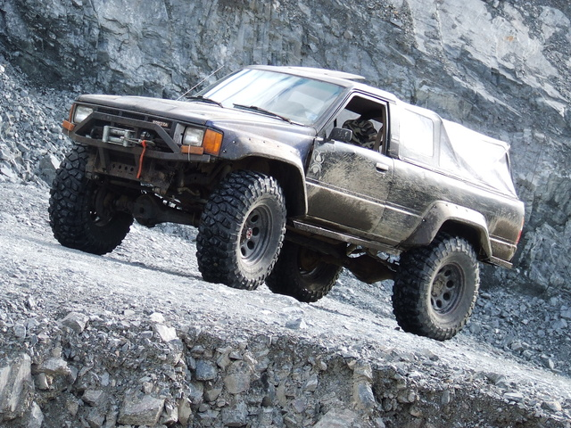 Picture of 1984 Toyota 4Runner, exterior, gallery_worthy