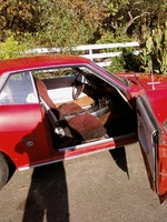 1973 Toyota Celica ST coupe picture, interior