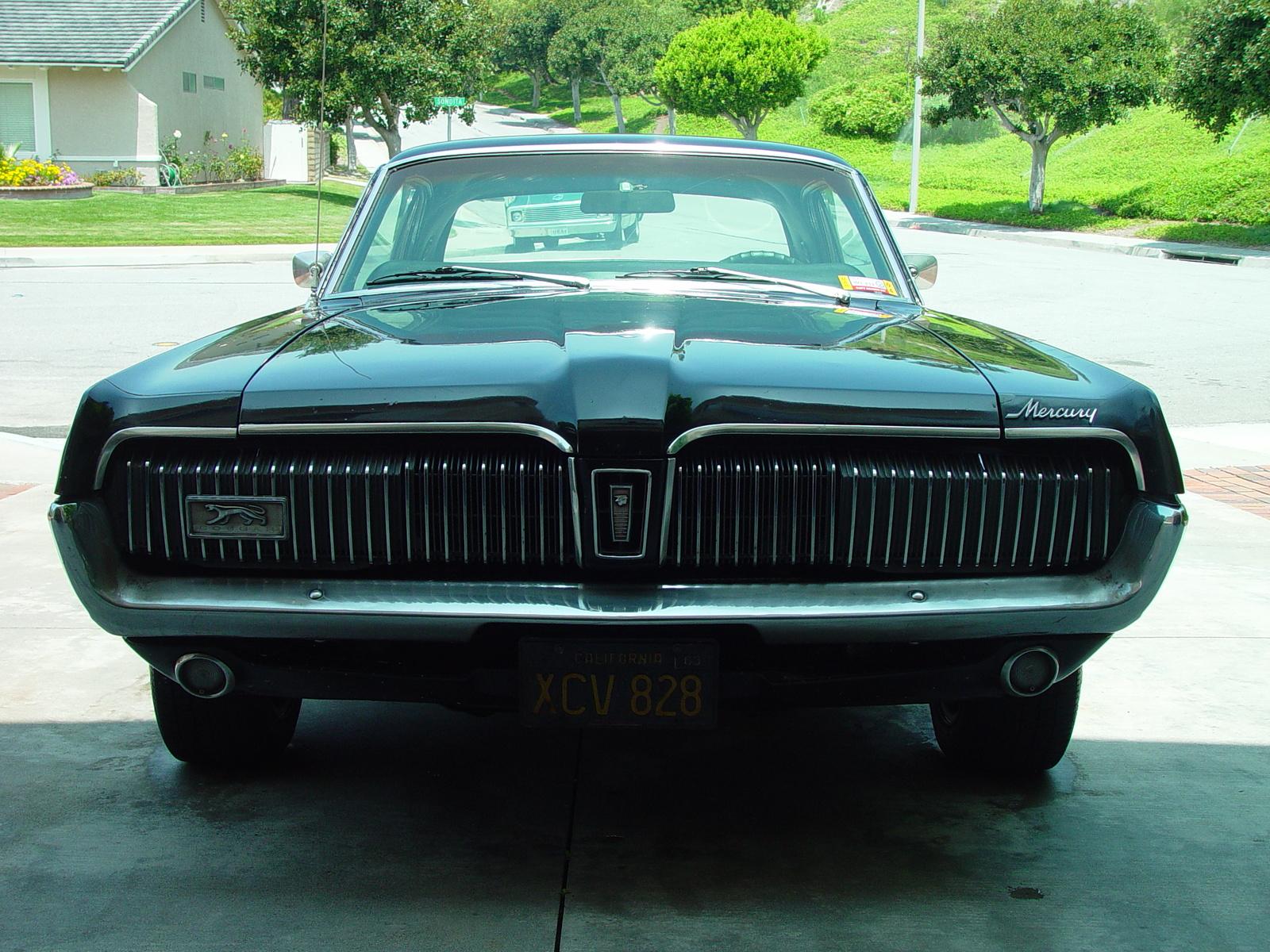 1968 Mercury Cougar Pictures C8675_pi13285035on 2002 Mercury Sable