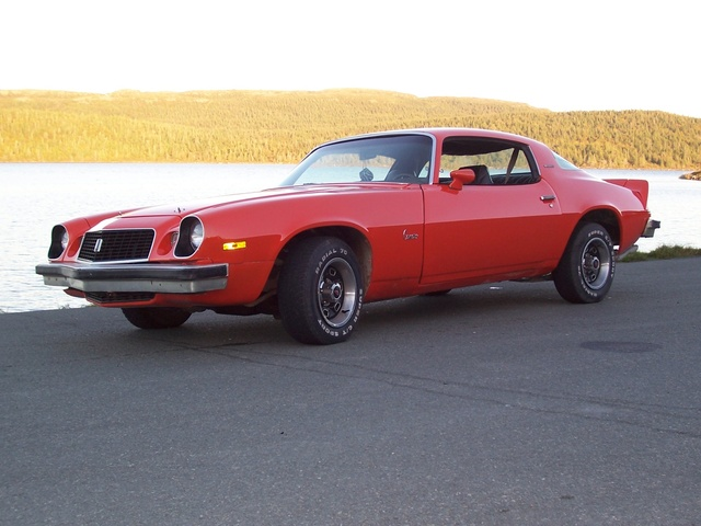 Corvette For Sale >> 1975 Chevrolet Camaro - Pictures - CarGurus