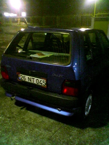 Picture of 1997 FIAT Uno