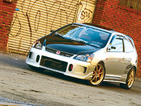 Picture of 2005 Honda Civic Coupe Si Hatchback, exterior