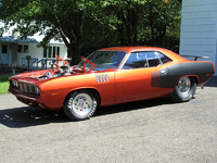 1972 Plymouth Barracuda picture, exterior