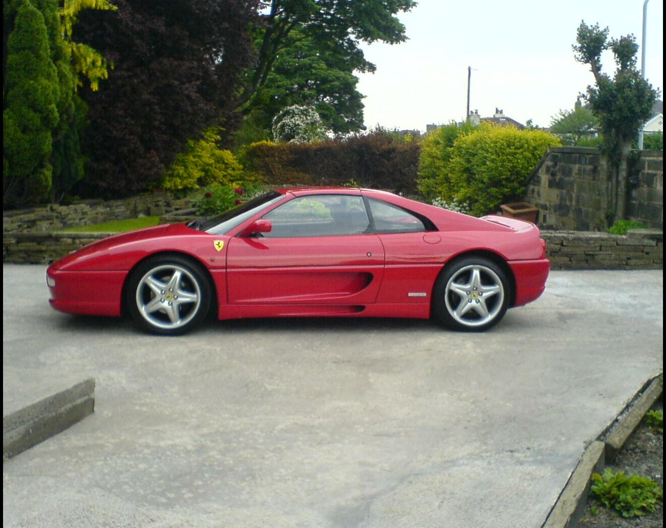 1999 Ferrari F355 Pictures Cargurus