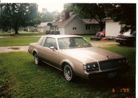 1984 Buick Regal 2-Door Coupe picture