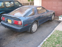 Picture of 1987 Toyota Supra 2 dr liftback standard, exterior
