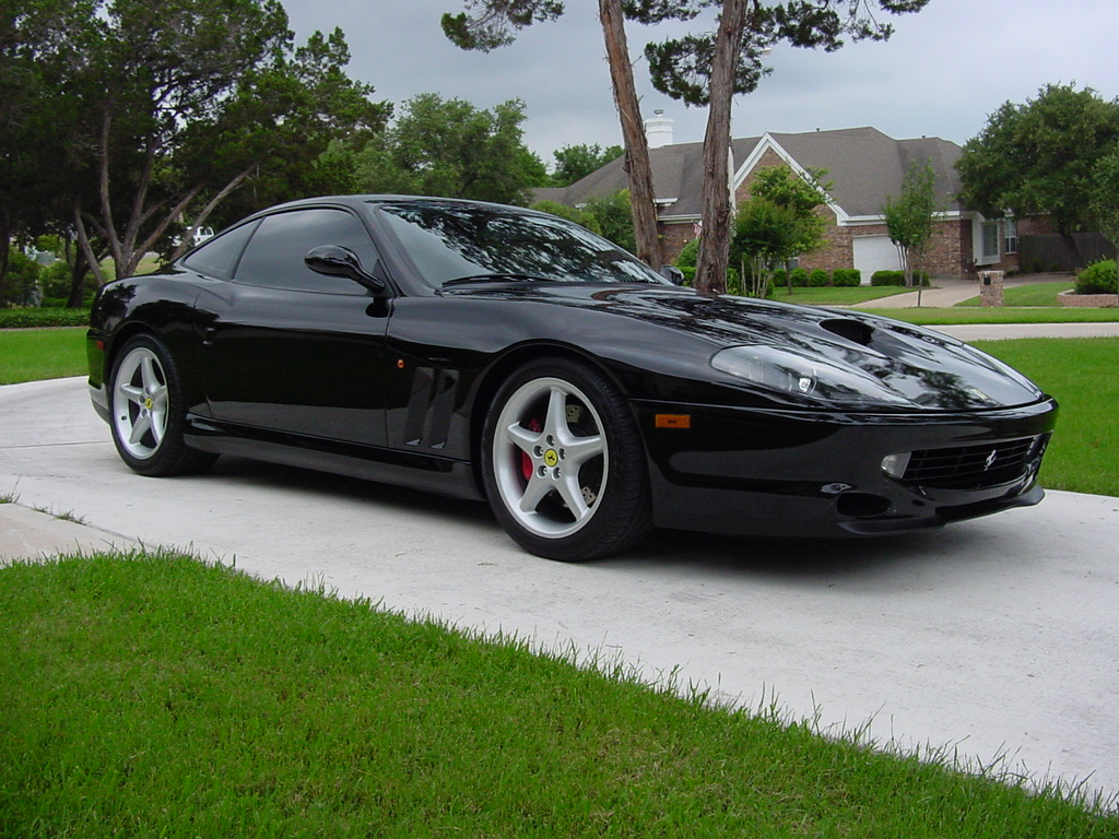 ferrari 550 maranello taringa. Black Bedroom Furniture Sets. Home Design Ideas