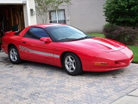 1997 Pontiac Firebird Base, Picture of 1997 Pontiac Firebird 2 Dr STD Hatchback, exterior