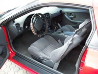 1997 Pontiac Firebird Base, Picture of 1997 Pontiac Firebird 2 Dr STD Hatchback, interior