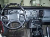 Picture of 1988 Pontiac Firebird, interior
