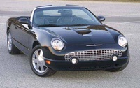 2003 Ford Thunderbird Picture Gallery