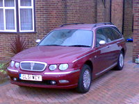 2002 Rover 75, V6 beast, exterior, gallery_worthy