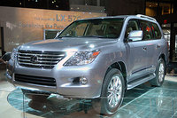 2008 Lexus LX 570 Picture Gallery