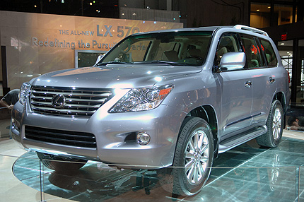 Picture of 2008 Lexus LX 570