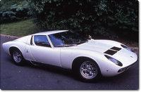 1972 Lamborghini Miura Overview