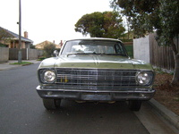 1966 Ford Falcon picture, exterior