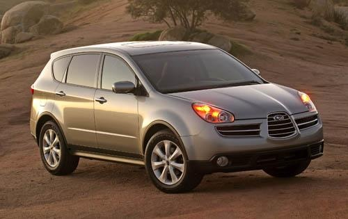 Picture of 2007 Subaru B9 Tribeca, exterior, gallery_worthy