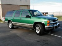 1999 Chevrolet Suburban Overview