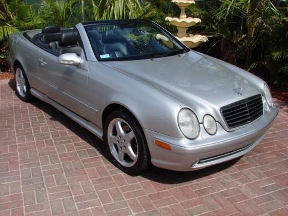 1999 Mercedes-Benz CLK-Class 2 Dr CLK320 Convertible, 1999 Mercedes-Benz