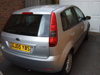 Picture of 2005 Ford Fiesta, gallery_worthy