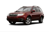 2009 Subaru Forester 2.5 XT Limited, 09 Subaru Forester 2.5XT Limited, exterior, manufacturer