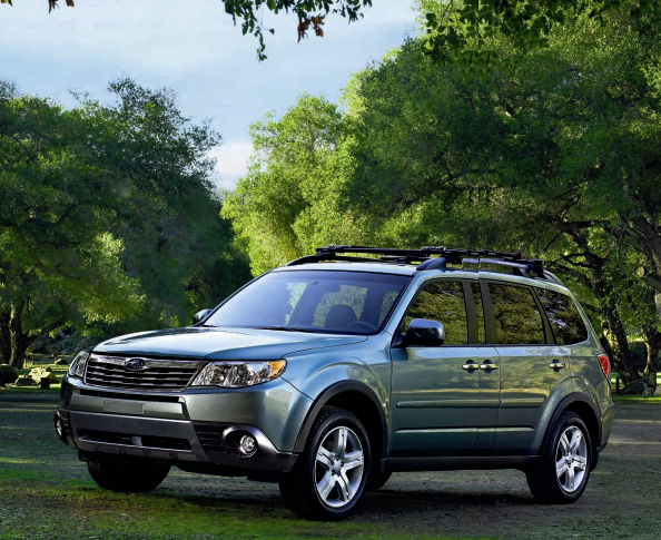 2009 Subaru Forester Review Cargurus