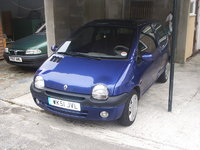 2002 Renault Twingo Overview