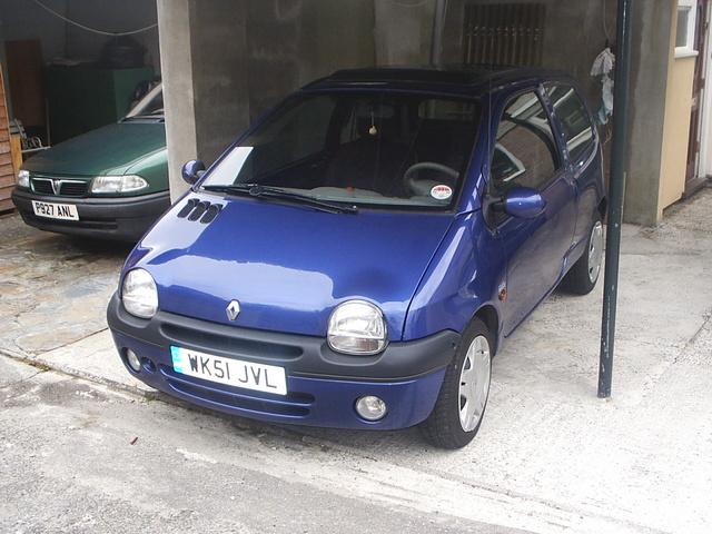 2002 Renault Twingo Pictures Cargurus