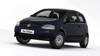 2007 Volkswagen Fox Overview