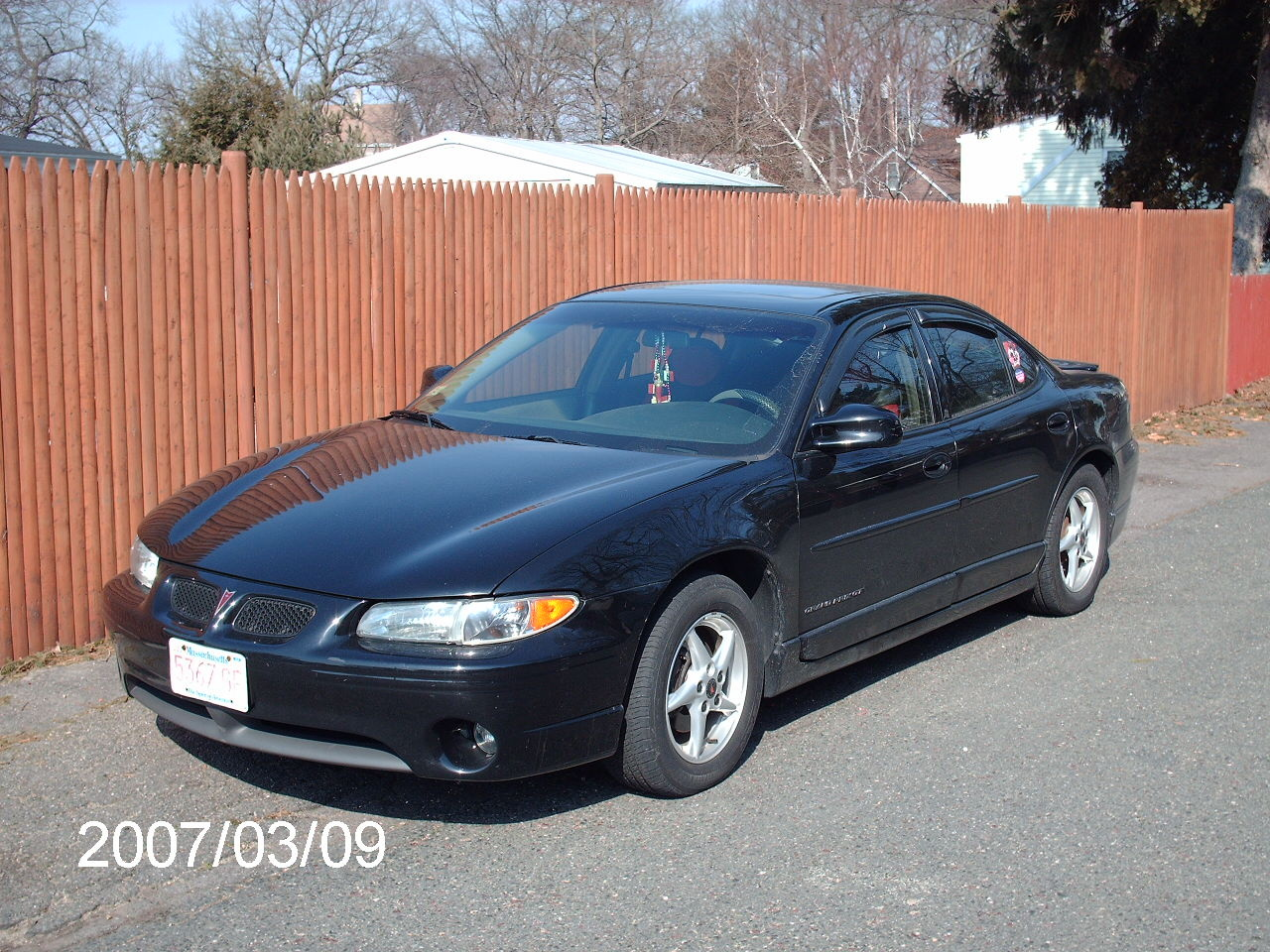 Grand Pre Car >> 2003 Pontiac Grand Prix Overview Cargurus