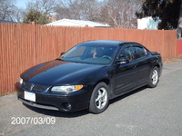 2003 Pontiac Grand Prix Overview