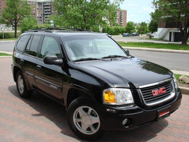 Picture of 2002 GMC Envoy 4 Dr SLT 4WD SUV