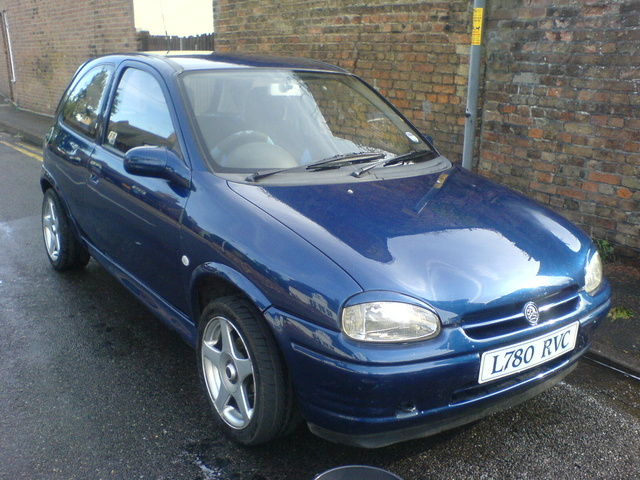 Picture of 1994 Vauxhall Corsa, exterior, gallery_worthy