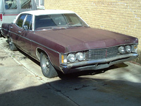 Picture of 1970 Mercury Monterey, exterior