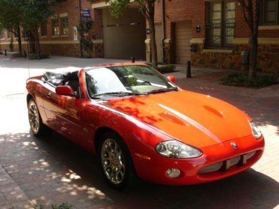 Picture of 2001 Jaguar XK-Series XKR