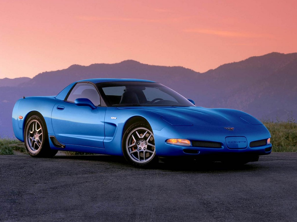 2002 Chevrolet Corvette, Picture of 2006 Chevrolet Corvette Base, exterior