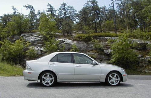 Picture of 2005 Lexus IS 300 Sedan RWD, exterior, gallery_worthy