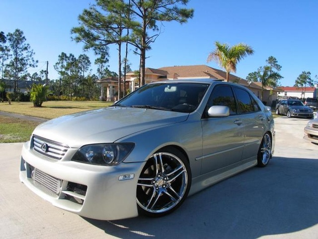 Picture of 2005 Lexus IS 300 Sedan