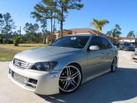 2005 Lexus IS 300 Overview