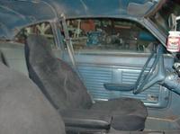 1974 Ford Maverick picture, interior
