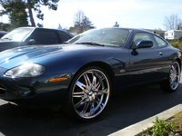 Picture of 2004 Jaguar XK-Series XK8 Coupe RWD, exterior, gallery_worthy