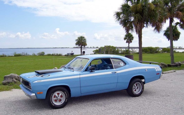 Picture of 1972 Plymouth Duster, exterior