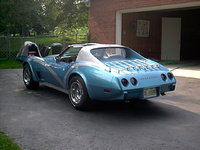 1975 Chevrolet Corvette Coupe picture, exterior