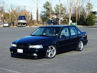 1998 Volvo S70 4 Dr T5 Turbo Sedan picture, exterior
