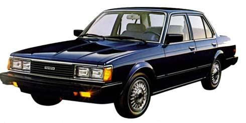 Picture of 1983 Toyota Corona