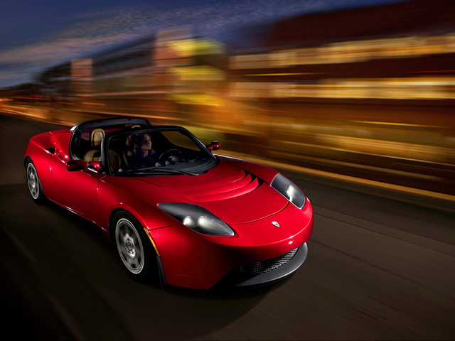 Picture of 2007 Tesla Roadster Convertible, exterior