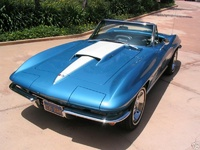 1967 Chevrolet Corvette 2 Dr STD Convertible picture, exterior