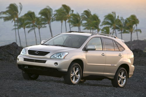 Picture of 2008 Lexus RX 400h AWD